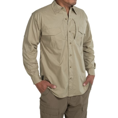 Browning Black Label Tactical Shirt - Cotton Blend, Long Sleeve (For