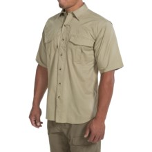 Browning Black Label Tactical Shirt - Short Sleeve (For Men) in Sand - Closeouts