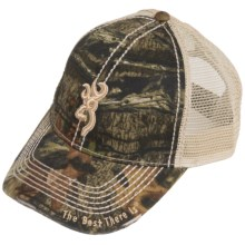 Browning Bozeman Mesh-Back Camo Hat in Mossy Oak Infinity - Closeouts