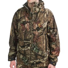 Browning Deluge HMX Jacket - Waterproof (For Men) in Mossy Oak Break-Up Infinity - Closeouts