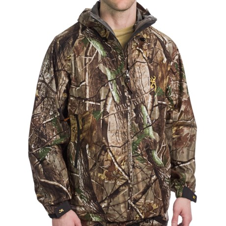 Browning Deluge HMX Jacket - Waterproof (For Men) in Realtree Ap