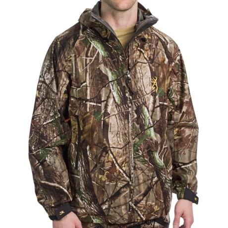 Browning Deluge HMX Jacket - Waterproof (For Men) in Mossy Oak Break-Up Infinity