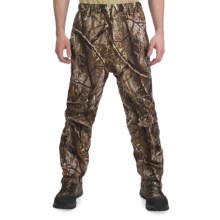Browning Deluge HMX Lightweight Camo Pants - Waterproof (For Big and Tall Men) in Realtree Ap - Closeouts