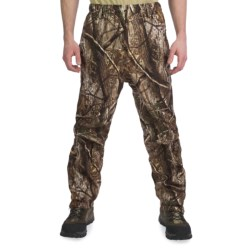 Browning Deluge HMX Lightweight Camo Pants - Waterproof (For Big and Tall Men) in Realtree Ap