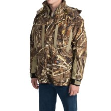 Browning Dirty Bird 4-in-1 Parka - Waterproof, Insulated (For Men) in Realtree Max 5 - Closeouts