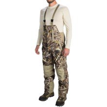 Browning Dirty Bird Bibs - Waterproof, Insulated (For Men) in Realtree Max 5 - Closeouts
