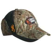 Browning Dirty Bird Cap in Mossy Oak Duckblind/Black - Closeouts