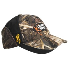 Browning Dirty Bird Cap in Realtree Max-4/Black - Closeouts