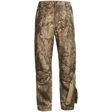 Browning Dirty Bird Pre-Vent® Field Pants - Waterproof (For Big Men) in Mossy Oak Duck Blind - Closeouts