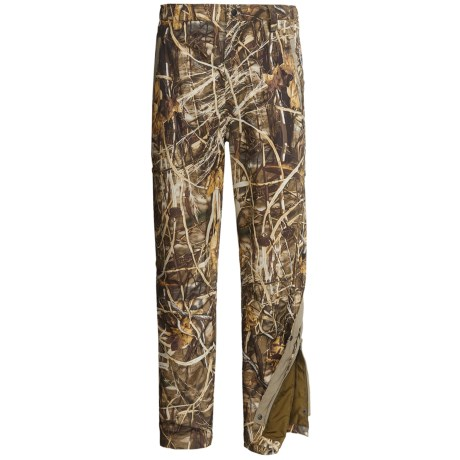 Browning Dirty Bird Pre-Vent® Field Pants - Waterproof (For Men) in Realtree Max-4