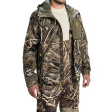 Browning Dirty Bird Timber Rain Jacket - Waterproof (For Men) in Realtree Max 5 - Closeouts