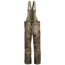 Browning Dirty Bird Vari-Tech Half Bib Overalls - Waterproof, Insulated (For Big Men) in Realtree Max-4