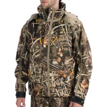 Browning Dirty Bird Vari-Tech Jacket - Waterproof, Insulated (For Men) in Realtree Max-4 - Closeouts