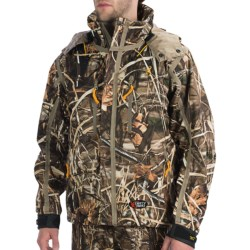 Browning Dirty Bird Vari-Tech Jacket - Waterproof, Insulated (For Men) in Realtree Max-4