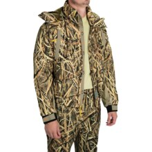 Browning Dirty Bird Wader Jacket - Waterproof, Insulated (For Men) in Mossy Oak Shadow Grass Blades - Closeouts