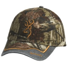Browning Eastfork Camo Cap (For Men and Women) in Mossy Oak Infinity - Closeouts