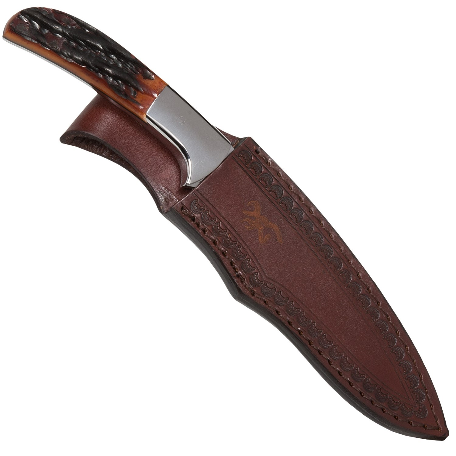 Browning Escalade Drop Point Knife Fixed Blade Save 54