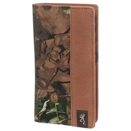 e009f4c5c6a Browning Executive Wallet (For Men) in Camo - Closeouts