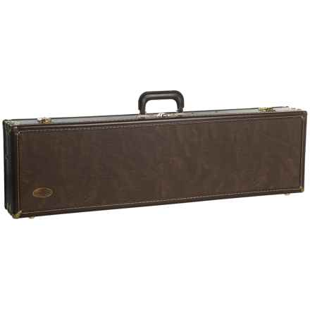 Browning Fitted 3015 Traditional Over-Under Citori Shotgun Case in Brown - Closeouts