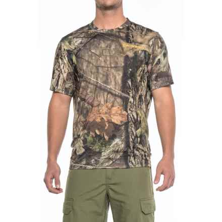 Browning Graffiti T-Shirt - Short Sleeve (For Men) in Mossy Oak Break-Up Country - Closeouts
