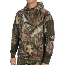 Browning Hell's Canyon Sweatshirt - Fleece (For Men) in Mossy Oak Infinity - Closeouts