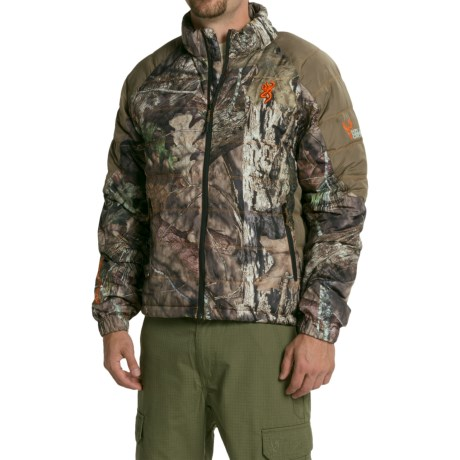 Browning Hell?s Canyon Blended Down Jacket – Insulated (For Men and Big Men)