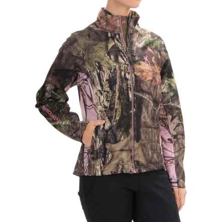 Browning Hells Belles Ultra-Lite Jacket (For Women) in Mossy Oak Break-Up Country - Closeouts