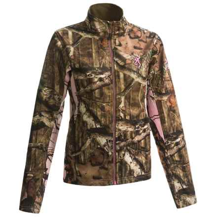 Browning Hells Belles Ultra-Lite Jacket (For Women) in Mossy Oak Infinity - Closeouts