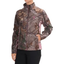 Browning Hells Belles Ultra-Lite Jacket (For Women) in Realtree Xtra - Closeouts