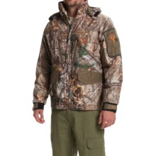 Browning Hell's Canyon 4-in-1 PrimaLoft® Parka - Waterproof, Insulated (For Big Men) in Realtree Xtra - Closeouts
