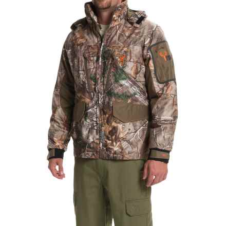 Browning Hell's Canyon 4-in-1 PrimaLoft® Parka - Waterproof, Insulated (For Men) in Realtree Xtra - Closeouts