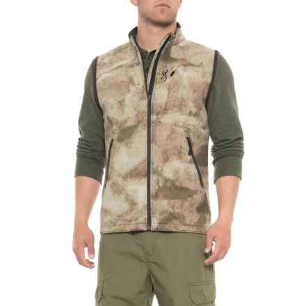 Browning Hell's Canyon Arid Urban Speed Backcountry Vest (For Men) in Arid/Urban - Closeouts