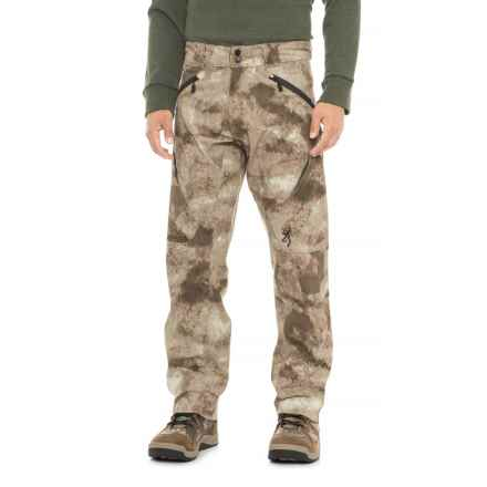 Browning Hell's Canyon Arid/Urban Speed Backcountry Pants (For Men) in Arid/Urban - Closeouts