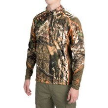 Browning Hells Canyon Base Layer Top - Midweight, Long Sleeve (For Men) in Mossy Oak Break Up Country - Closeouts