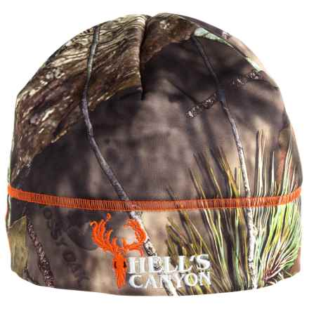 Browning Hells Canyon Beanie (For Men and Women) in Mossy Oak Break-Up - Closeouts