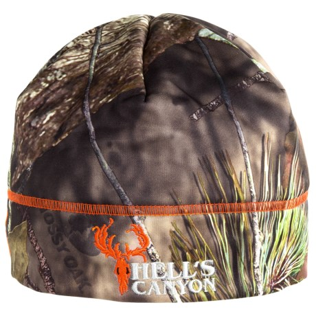 Browning Hells Canyon Beanie (For Men and Women) in Mossy Oak Break-Up