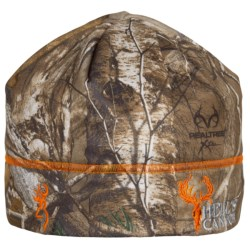 Browning Hells Canyon Beanie Hat (For Men and Women) in Realtree Xtra