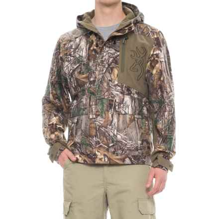 Browning Hell's Canyon BTU PrimaLoft® Parka - Insulated (For Men) in Realtree Xtra - Closeouts
