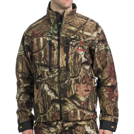 Browning Hells Canyon Camo Jacket - OdorSmart (For Men) in Mossy Oak Break-Up Infinity