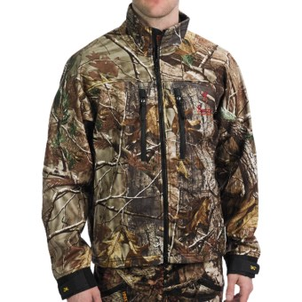 Browning Hells Canyon Camo Jacket - OdorSmart (For Men) in Realtree Ap