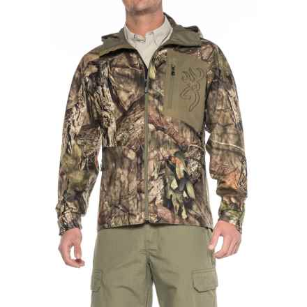 Browning Hell's Canyon Hammer Hunting Jacket - Waterproof (For Men) in Mossy Oak Break-Up Country - Closeouts
