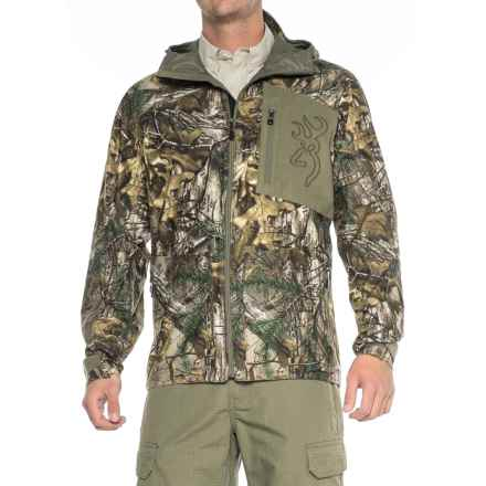 Browning Hell's Canyon Hammer Hunting Jacket - Waterproof (For Men) in Realtree Xtra - Closeouts