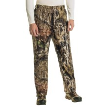 Browning Hell's Canyon Packable Rain Pants - Waterproof (For Big Men) in Mossy Oak Break-Up Country - Closeouts