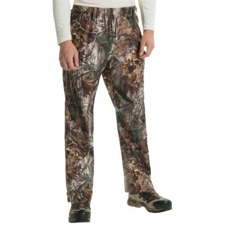 Browning Hell's Canyon Packable Rain Pants - Waterproof (For Big Men) thumbnail