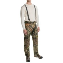 Browning Hell's Canyon PrimaLoft® Bib Overalls - Waterproof, Insulated (For Men) in Mossy Oak Break-Up Country - Closeouts