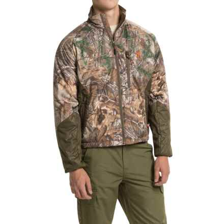 Browning Hell's Canyon PrimaLoft® Jacket - Insulated (For Big Men) in Realtree Xtra - Closeouts