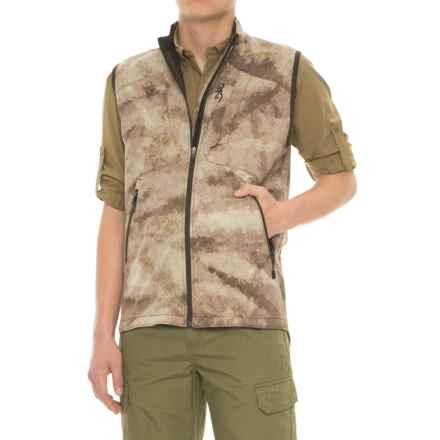 Browning Hell's Canyon Speed Backcountry Hunting Vest (For Men) in Arid/Urban - Closeouts