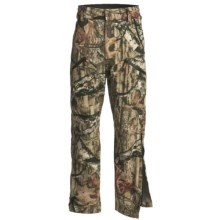 Browning Hydro-Fleece Soft Shell Pants - Waterproof (For Big Men) in Mossy Oak Brek Up Infinity - Closeouts