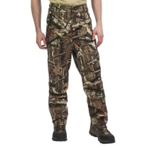 Browning Illusion HMK Soft Shell Pants - Waterproof (For Big and Tall Men) in Mossy Oak Break-Up Infinity - Closeouts