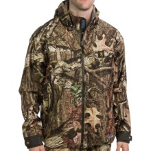 Browning Illusion HMX Jacket- Waterproof, Soft Shell (For Big and Tall Men) in Mossy Oak Break-Up Infinity - Closeouts